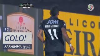 GOLO! Vitória SC, Raphinha aos 12', Vitória FC 0-1 Vitória SC