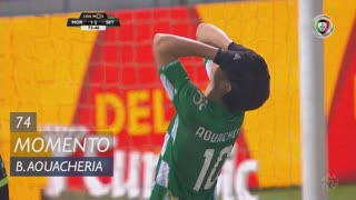 Moreirense FC, Jogada, B. Aouacheria aos 74'