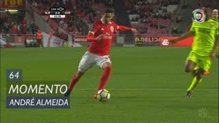 SL Benfica, Jogada, André Almeida aos 64'