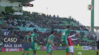 SC Braga, Caso, Raúl Silva aos 87'