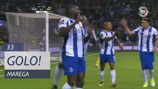 GOLO! FC Porto, Marega aos 33', FC Porto 4-1 FC P.Ferreira