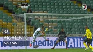 Vitória FC, Jogada, Willyan aos 58'