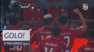 GOLO! CD Aves, Paulo Machado aos 8', CD Aves 1-0 Boavista FC