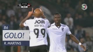 GOLO! Vitória SC, Rafael Martins aos 86', Vitória SC 1-3 SL Benfica
