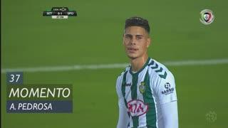Vitória FC, Jogada, André Pedrosa aos 37'