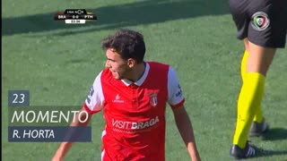 SC Braga, Jogada, Ricardo Horta aos 23'