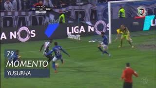 Boavista FC, Jogada, Yusupha aos 79'