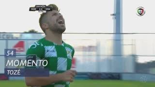 Moreirense FC, Jogada, Tozé aos 54'