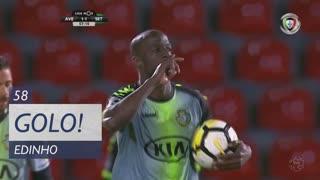 GOLO! Vitória FC, Edinho aos 58', CD Aves 1-1 Vitória FC