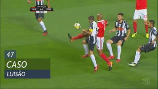 SL Benfica, Caso, Luisão aos 47'