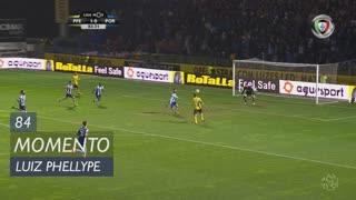 FC P.Ferreira, Jogada, Luiz Phellype aos 84'