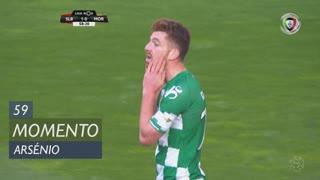 Moreirense FC, Jogada, Arsénio aos 59'