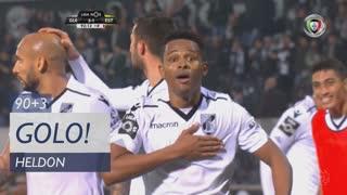 GOLO! Vitória SC, Heldon aos 90'+3', Vitória SC 3-1 Estoril Praia