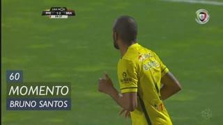 FC P.Ferreira, Jogada, Bruno Santos aos 60'