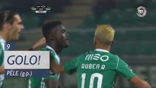 GOLO! Rio Ave FC, Pelé aos 9', CD Tondela 0-1 Rio Ave FC