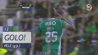 GOLO! Rio Ave FC, Pelé aos 12', Rio Ave FC 1-0 Estoril Praia