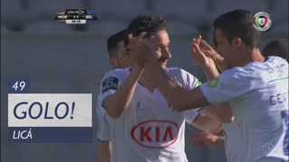 GOLO! Belenenses, Licá aos 49', Moreirense FC 1-1 Belenenses