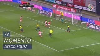 SC Braga, Jogada, Dyego Sousa aos 79'