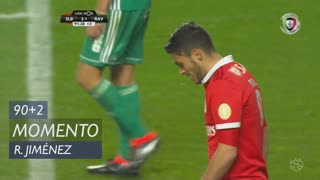 SL Benfica, Jogada, R. Jiménez aos 90'+2'