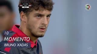 SC Braga, Jogada, Bruno Xadas aos 10'