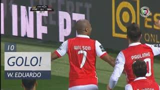 GOLO! SC Braga, Wilson Eduardo aos 10', Portimonense 0-2 SC Braga