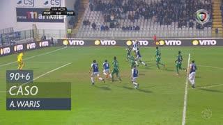 FC Porto, Caso, A. Waris aos 90'+6'