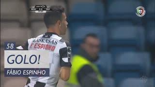 GOLO! Boavista FC, Fábio Espinho aos 58', Boavista FC 1-0 Vitória SC