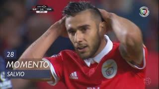 SL Benfica, Jogada, Salvio aos 28'