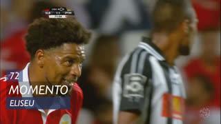 SL Benfica, Jogada, Eliseu aos 72'