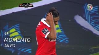 SL Benfica, Jogada, Salvio aos 45'