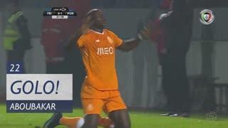 GOLO! FC Porto, Aboubakar aos 22', CD Feirense 0-1 FC Porto