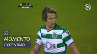 Sporting CP, Jogada, Fábio Coentrão aos 53'