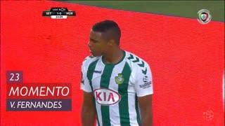 Vitória FC, Jogada, Vasco Fernandes aos 23'