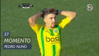 CD Tondela, Jogada, Pedro Nuno aos 37'