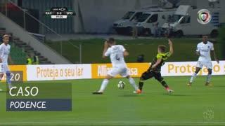 Sporting CP, Caso, Daniel Podence aos 20'