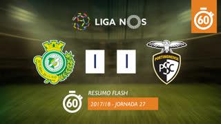 Liga NOS (27ªJ): Resumo Flash Vitória FC 1-1 Portimonense