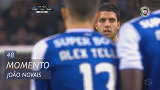 Rio Ave FC, Jogada, João Novais aos 48'