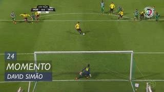 Boavista FC, Jogada, David Simão aos 24'