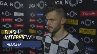 Liga (31ª): Flash interview Talocha