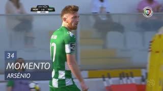 Moreirense FC, Jogada, Arsénio aos 34'
