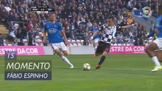 Boavista FC, Jogada, Fábio Espinho aos 15'