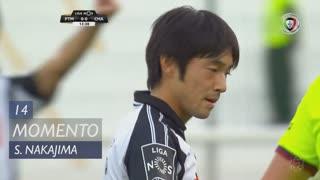 Portimonense, Jogada, S. Nakajima aos 14'