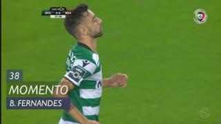 Sporting CP, Jogada, Bruno Fernandes aos 38'