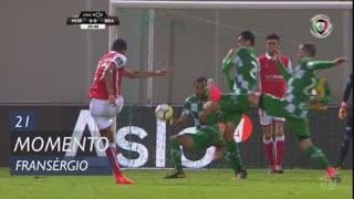 SC Braga, Jogada, Fransérgio aos 21'