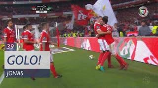 GOLO! SL Benfica, Jonas aos 39', SL Benfica 2-0 Vitória FC