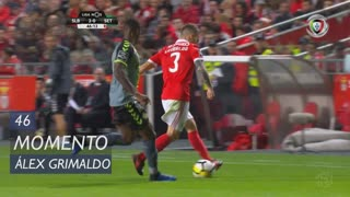 SL Benfica, Jogada, Álex Grimaldo aos 46'
