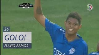 GOLO! CD Feirense, Flávio Ramos aos 26', GD Chaves 0-1 CD Feirense