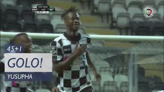 GOLO! Boavista FC, Yusupha aos 45'+1', Boavista FC 2-0 Vitória FC