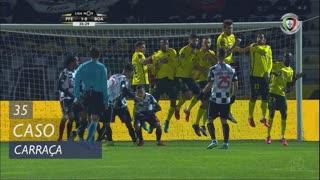 Boavista FC, Caso, Carraça aos 35'