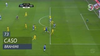 FC Porto, Caso, Brahimi aos 73'